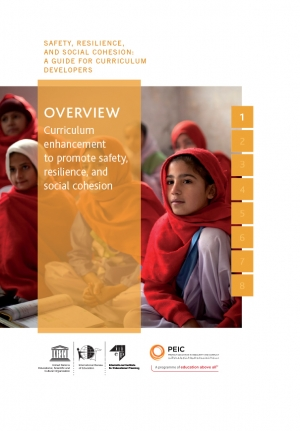 Overview: Curriculum enhancement to promote safety, resilience, and social cohesion