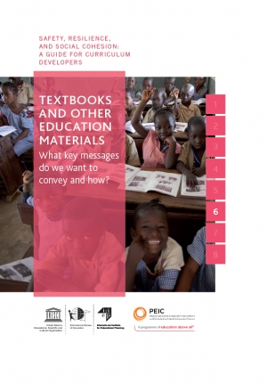 Textbooks and other education materials: What key messages do we want to convey and how?